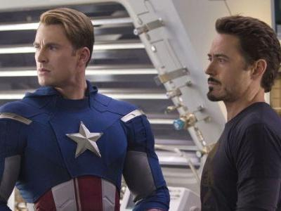 Avengers' RDJ & Chris Evans Describe Their Friendship With Disney Movies