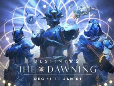 Destiny 2 Players can Bake Cookies in the Tower in This Year's The Dawning Event