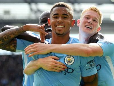 Man City record biggest Liverpool thrashing in 80 years
