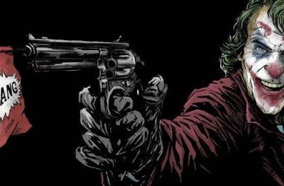 Joker Extras Allegedly Locked in Subway, Forced to Urinate on