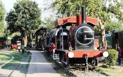 Haryana to get a new railway heritage theme park