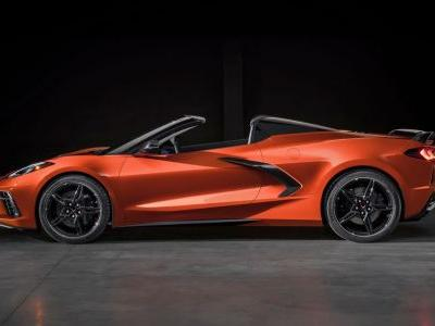 Here's The First Folding Hard-Top Chevrolet Corvette Stingray Convertible