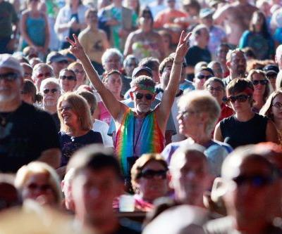 Two Woodstock concerts are happening on the same weekend