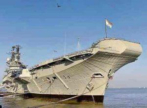 West Indian state Maharashtra proposes to convert INS Viraat into museum