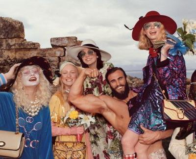 Punks, Surfers and Bodybuilders Star in Gucci's Pre-Fall Campaign