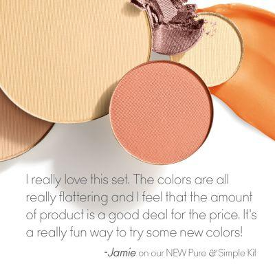 Things We Love: The Pure & Simple Makeup Kit
