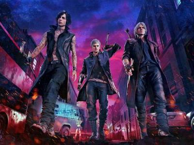 Devil May Cry will join Adi Shankar's Castlevania television show universe