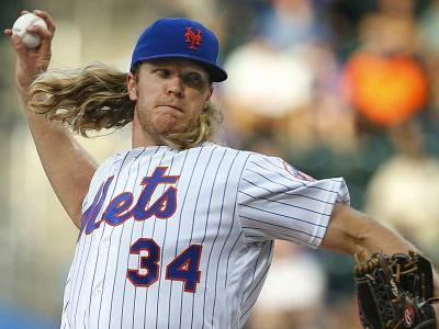 Mets place Noah Syndergaard on disabled list with hand, foot and mouth disease