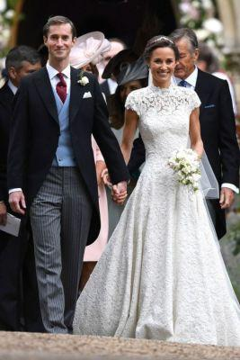 All of the Highlights From Pippa Middleton's Gorgeous
