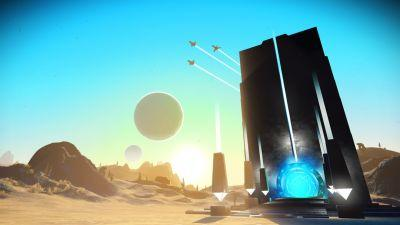 No Man's Sky patch 1.34 improves teleporters and squashes bugs