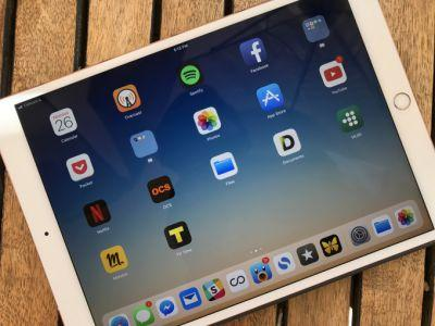 IOS 11 turns your iPad into a completely different machine