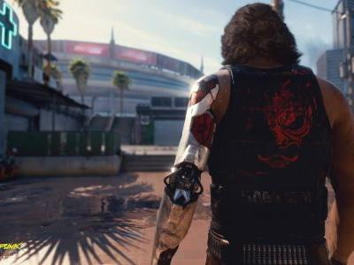 Cyberpunk 2077 Gets Special Artwork To Show Off Style, Characters, And Tone
