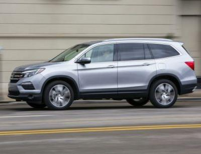 2018 Honda Pilot in Depth: Cleared for Takeoff