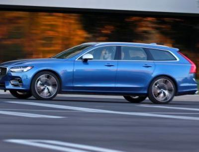 2018 Volvo V90 T6 AWD Tested: Exclusivity Is Just One Benefit