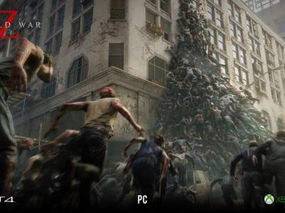 World War Z's Zombie Hordes Flood New Gameplay Trailer