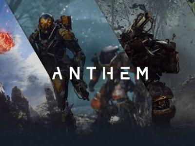 Pas de cross-play au lancement d'Anthem de BioWare