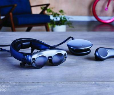 "Magic Leap opens orders for $2,300 ""Creator Edition"" AR headset"