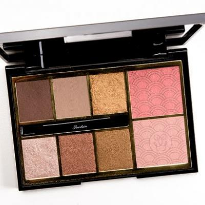 Guerlain Gold Palette Review, Photos, Swatches