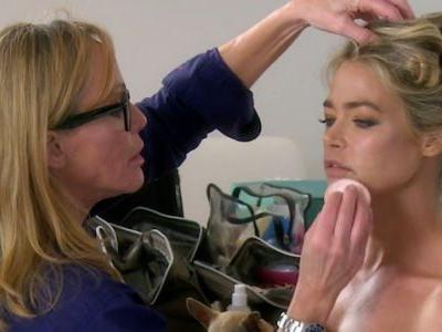 Denise Richards Ties The Knot On Tonight's Real Housewives Of Beverly Hills!