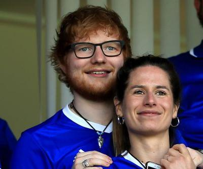 Ed Sheeran confirms he's married to childhood friend Cherry Seaborn