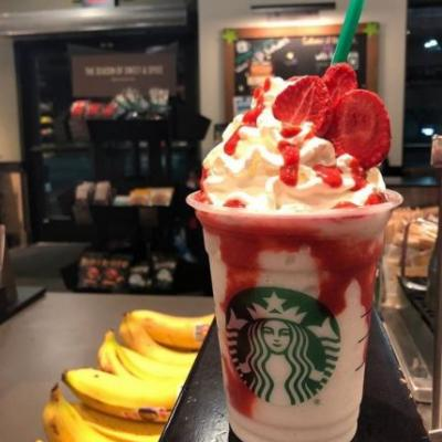 It Frappuccino | Starbucks Secret Menu