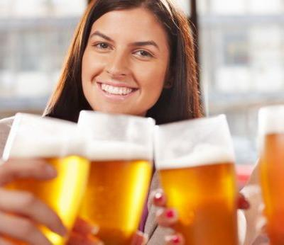 Shockingly, drinking beer makes you happy, says new research