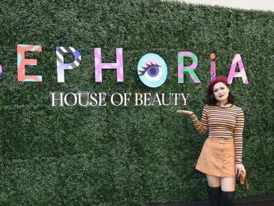 At Sephoria, Everyone Got to Be an Influencer