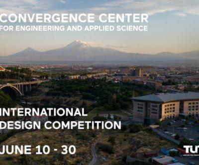 Call for Submissions: Convergence Center For Engineering and Applied Science International Design Competition