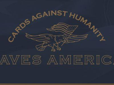 Cards Against Humanity launches campaign to 'save America,' purchases plot of land near Mexico border