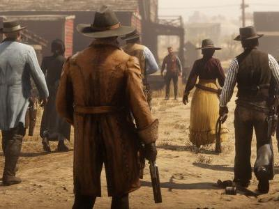 Red Dead Online Update Now Live, Adds Daily Challenges and Bounty Hunters