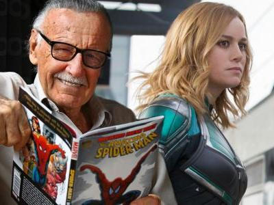 Stan Lee Finally Plays In Captain Marvel