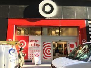 Target sales up 6.5 percent, highest in more than a decade