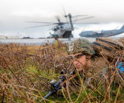 This is how US Marines will take the fight to Russia in the Arctic