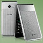 Need a new feature phone? Verizon's LG Exalt LTE might be for you