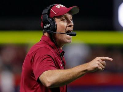 Two-loss Seminoles face near-impossible College Football Playoff road