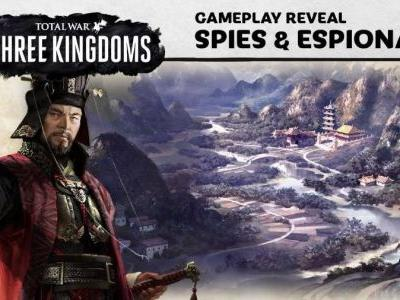 New Total War: Three Kingdoms Trailer Looks at The Art of Espionage