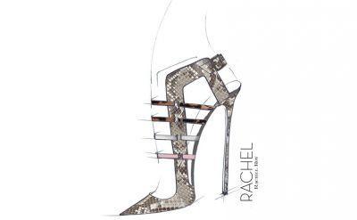 Rachel Roy launches new footwear collection