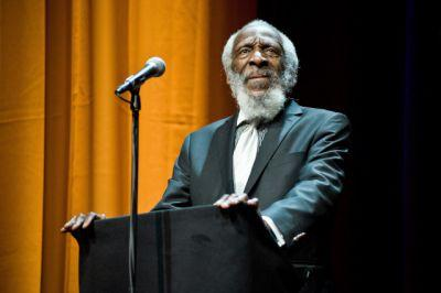 Civil rights activist, comic legend Dick Gregory (1932-2017) has passed