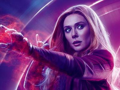 Why Avengers: Infinity War Was Easier To Work On Than Age Of Ultron, According To Elizabeth Olsen