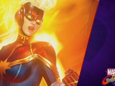 Captain Marvel is One of Marvel vs. Capcom: Infinite's Coolest Additions