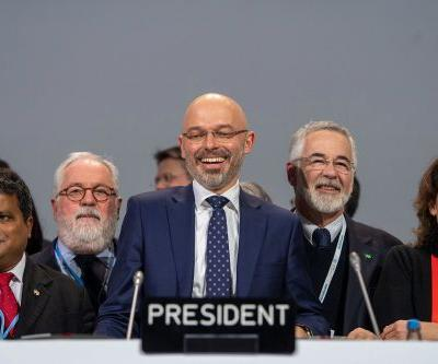 Major climate change deal passed at U.N. meeting