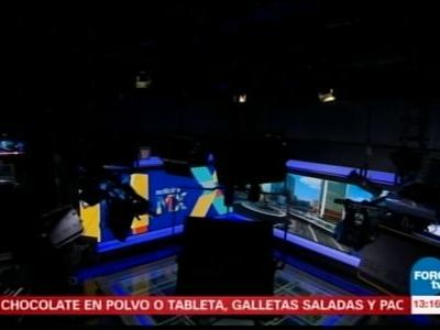Watch: 7.1 magnitude earthquake shakes Mexican TV station during broadcast