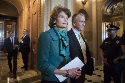 Trump blasts Murkowski for vote against health bill