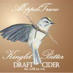ÆppelTreow Winery & Distillery: Kinglet Bitter Draft Cider