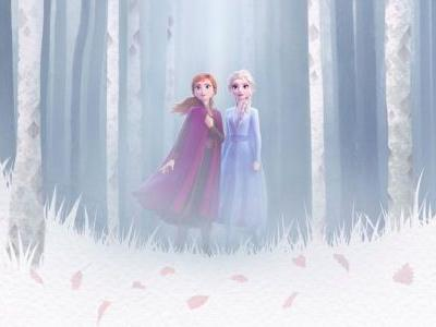 New FROZEN 2 Poster and Photos of New Characters Played By Evan Rachel Wood and Sterling K. Brown