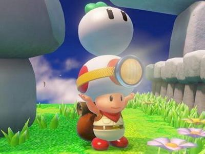Here's What Your Amiibo do in Captain Toad for Switch and 3DS
