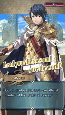 Command Your Favorite Characters in Fire Emblem Heroes