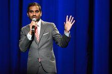 Aziz Ansari Addresses Sex Misconduct Allegation at Standup Show