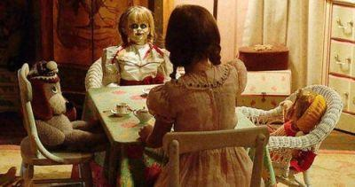Annabelle: Creation Wins Weekend Box Office, Earns Double