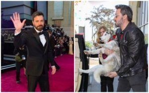 Ben Affleck Finds Stray Dog & Welcomes Him Into His Family